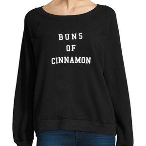 Wildfox Buns of Cinnamon Sweatshirt